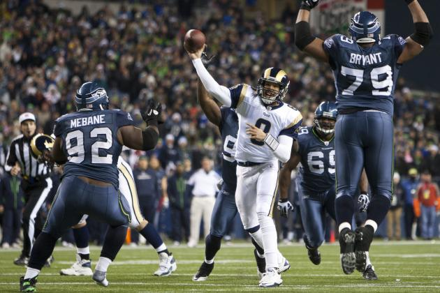 St. Louis Rams: Oddsmakers Have Rams Going 2-14