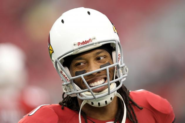 Arizona Cardinals' Larry Fitzgerald: Saints Needed Suspensions