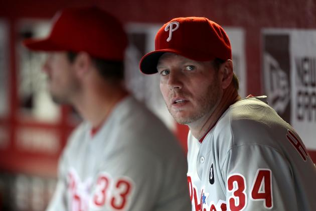 Philadelphia Phillies Are 0-8 in the Last 8 Roy Halladay and Cliff Lee Starts