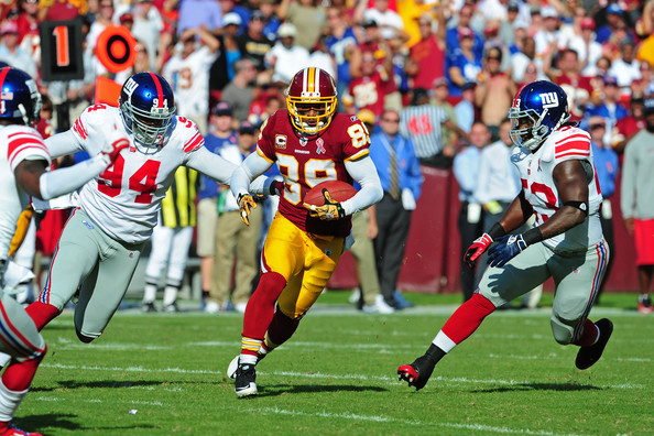 Washington Redskins: Santana Moss Is Exactly What RG3 Needs in 2012