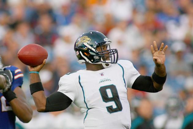 Could David Garrard Start for the Miami Dolphins?