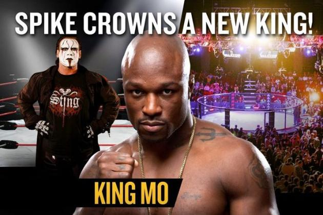 King Mo Lawal's Dual Bellator/TNA Signing Is a Landmark Deal