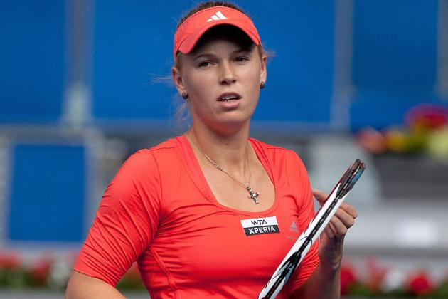Caroline Wozniacki: Stumble Against Serena in Madrid Hurts French Open Chances