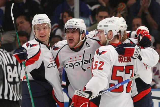 NHL Playoffs 2012: Washington Capitals Are Where They Are Because of Injuries