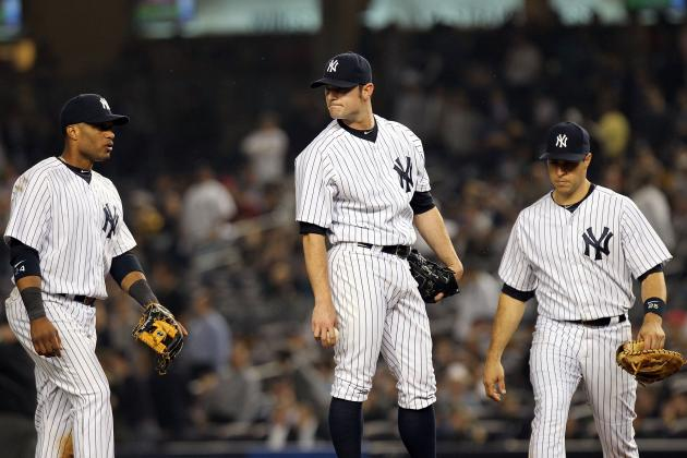 David Robertson: New York Yankees RHP Takes Home AL Worst of the Night Award