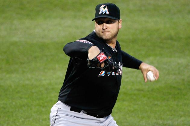 Miami Marlins' Starting Pitchers Coming off Sterling Road Trip