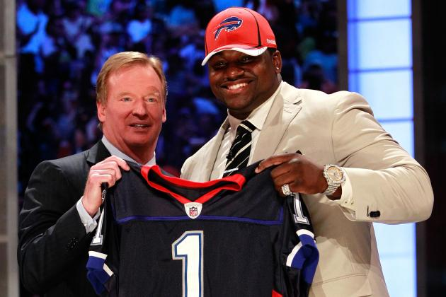 Can the Buffalo Bills 2011 Draft Class Make a 2nd-Year Leap in 2012?