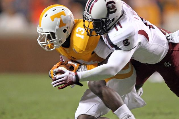 Ex-Vols Received Granted Waiver, Will Play for Mich. St. in '12