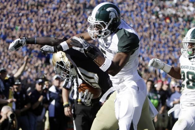 Kiper Projects Three Spartans Among Top 25 Prospects for 2013 NFL Draft