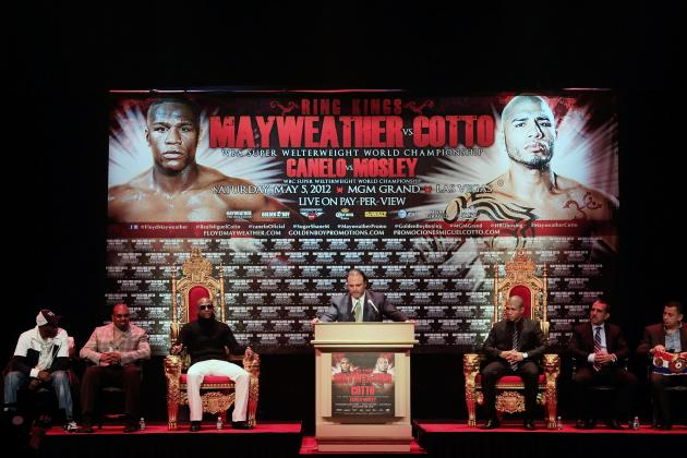 Argument over Floyd Mayweather Jr. Leads to a Man Being Murdered in Arizona