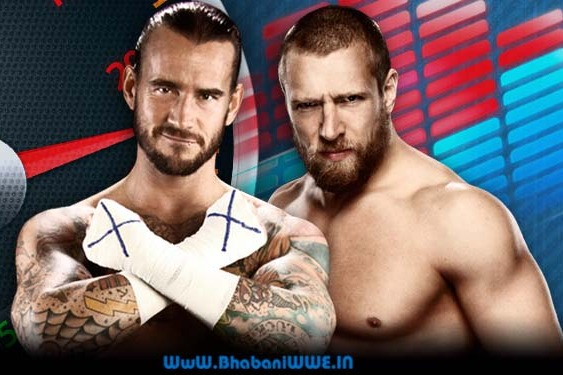WWE over the Limit 2012 : ROH Hypes  CM Punk vs. Daniel Bryan Feud