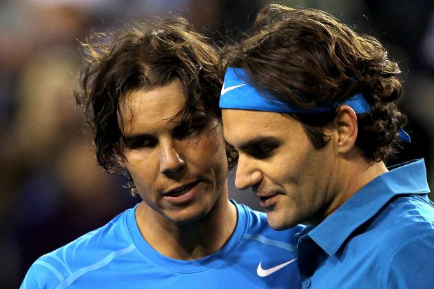 Roger Federer Is One Step Closer to World No. 2 as Rafael Nadal Loses in Madrid