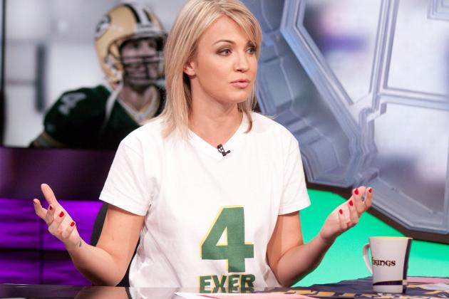 Michelle Beadle Reportedly Leaving ESPN: Why It's a Smart Move