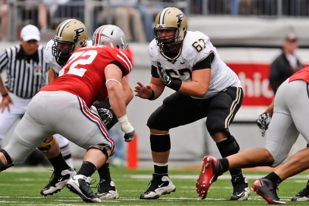 Big Ten Football Top 150 Players: No. 126, Peters Drey, Purdue LG