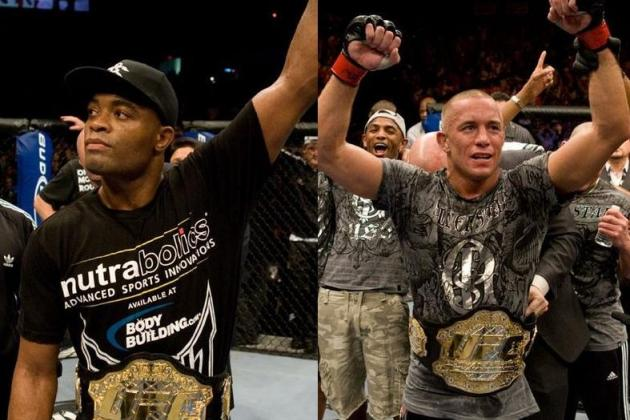 Who Will Replace Anderson Silva and GSP?