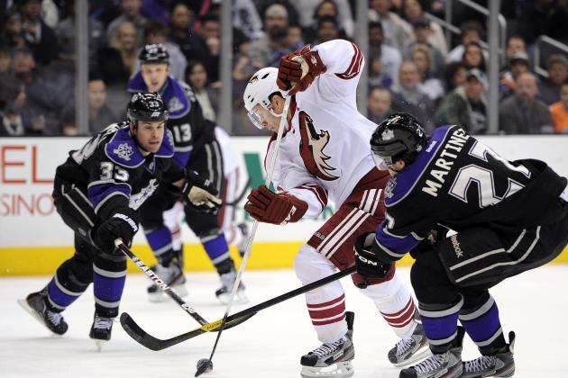 NHL Playoffs 2012: Breaking Down the Los Angeles Kings vs. the Phoenix Coyotes