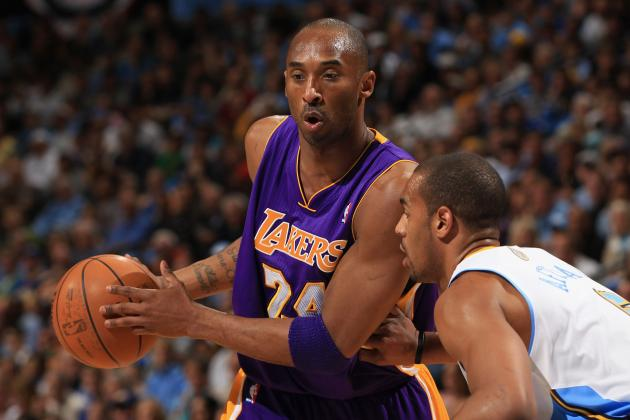 Kobe Bryant: Lakers Star Won't Let Illness Deter Him from Closing out Nuggets
