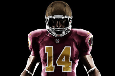 Washington Redskins Unveil New Nike 80th Anniversary Uniforms