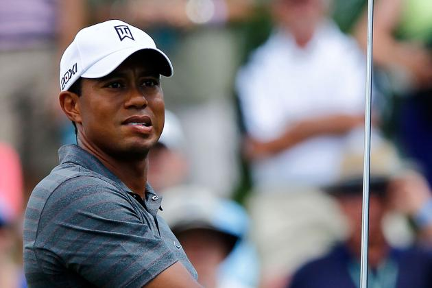 Players Championship 2012: Tiger Woods Needs to Find Spark to Avoid Another Cut