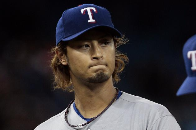 Yu Darvish Proves to Be a Worthy Replacement for C.J. Wilson, Rangers
