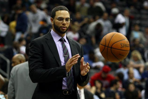 NBA Free Agents 2012: Can the Portland Trail Blazers Lure Deron Williams?