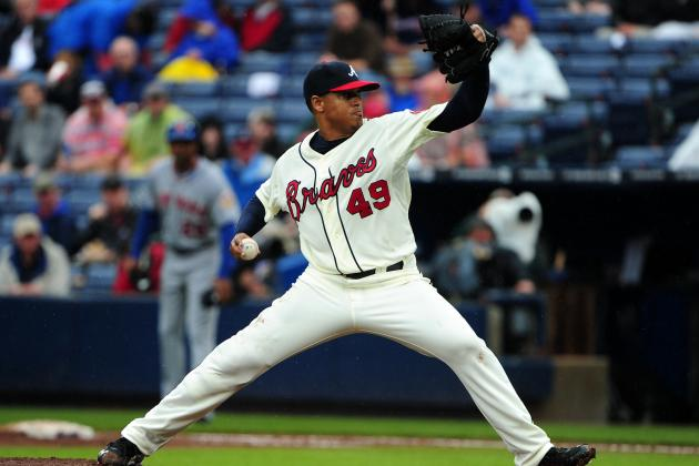 Atlanta Braves Trade Rumors: Club Must Settle Jair Jurrjens' Future