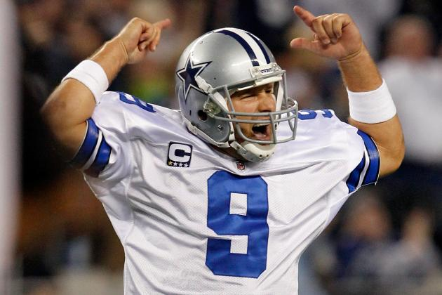 Why Tony Romo Is the LeBron James of the NFL