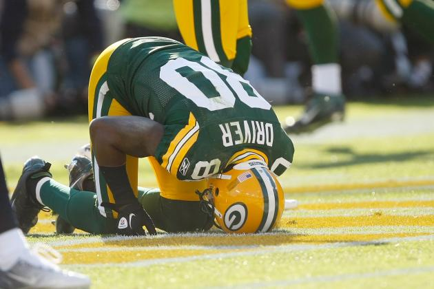 Donald Driver Done in Green Bay? Why Green Bay Can't Afford to Bring Him Back