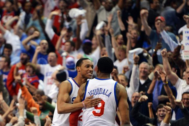 NBA Playoffs 2012: Andre Iguodala Plays Hero, Proves His Worth in Game 6