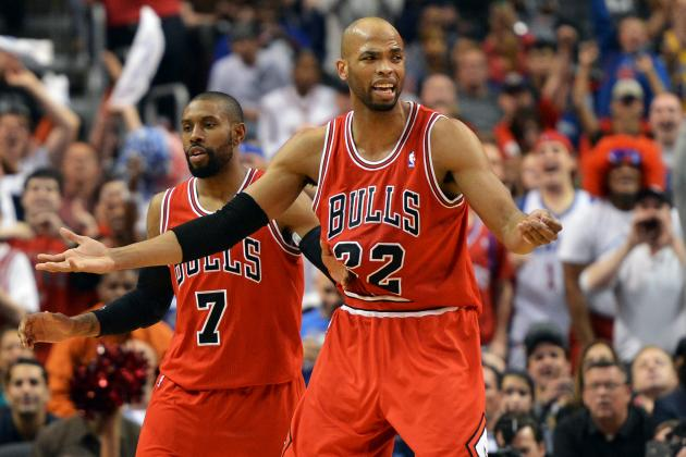 NBA Playoffs 2012 Chicago vs. Philadelphia: Gaffes Cost Bulls Shot at a Game 7