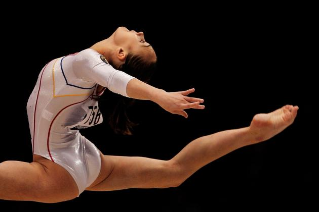 London 2012: Will Romania's Women Gymnasts Be a Threat to U.S. in Olympics?