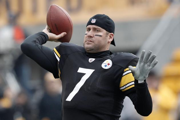 Pittsburgh Steelers: No-Huddle Offense Plays to Big Ben's Strengths