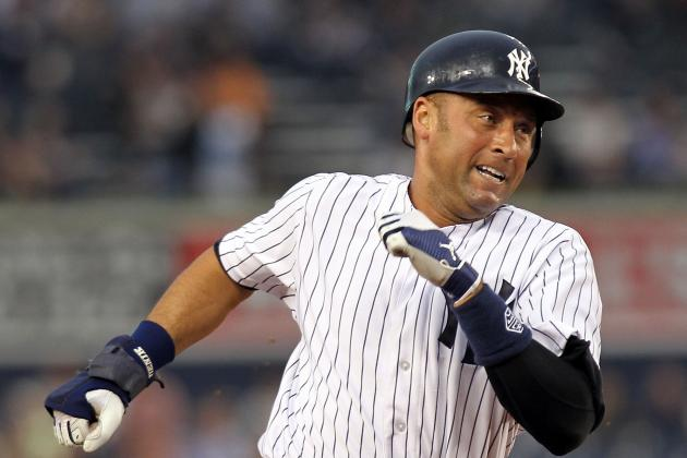 Derek Jeter: 2012 a Year of Milestones for Yankees' Shortstop
