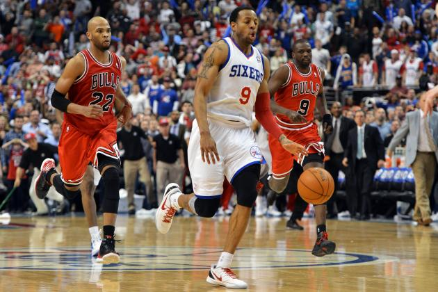 Andre Iguodala: Philadelphia 76ers' Under-Radar All-Star Delivers in the Clutch