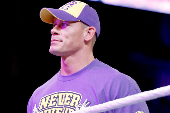 John Cena Remains Married to the WWE, Divorces Wife
