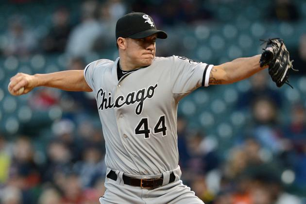 Fantasy Baseball 2012: Get Jake Peavy While Chicago White Sox Righty Remains Hot