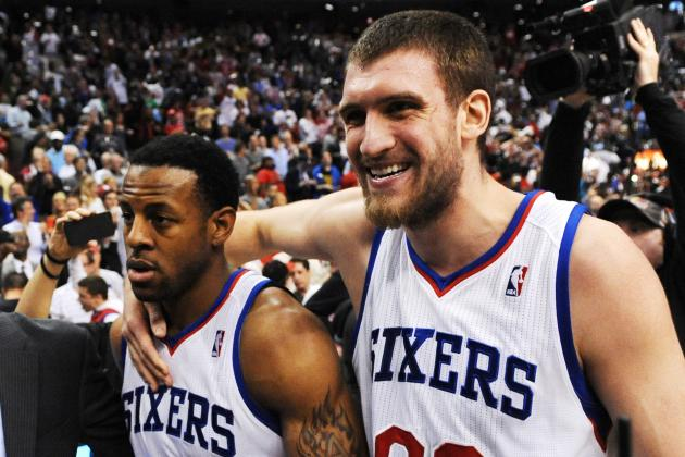 NBA Crush of the Week: No. 8-Seeded Philadelphia 76ers