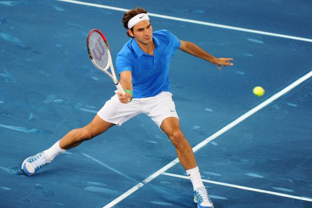 Federer vs. Ferrer at 2012 Madrid Open Will Be Easy Win for Swiss Tennis Star