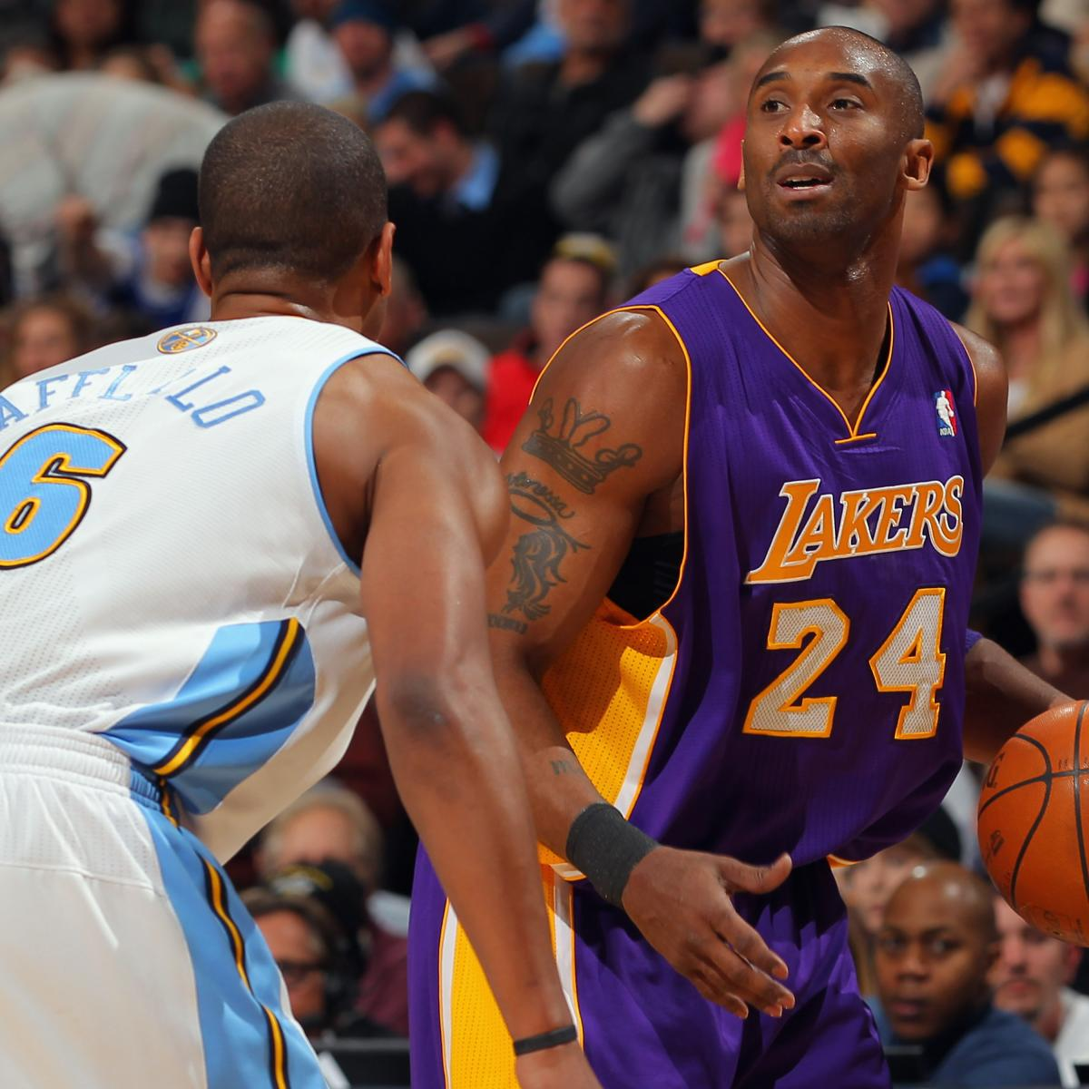 Nuggets Vs. Lakers: Game 7 TV Schedule, Live Stream