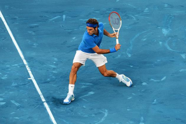 2012 Madrid Masters: Roger Federer vs. David Ferrer Preview