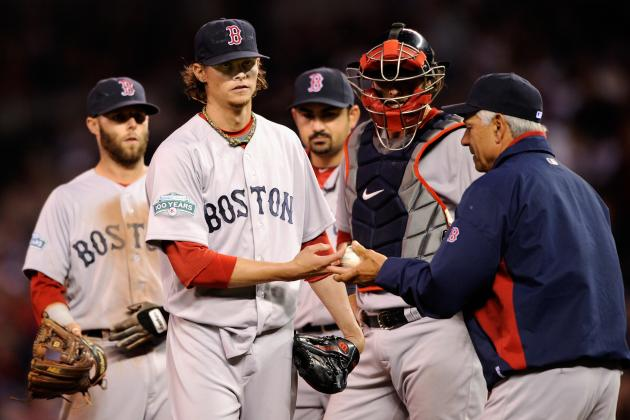 Clay Buchholz: Just Another Highly Touted Prospect Who Couldn't Make It?