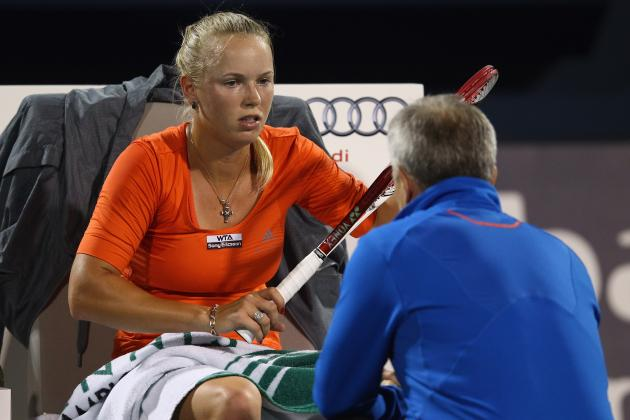 Parents as Coaches: Mike Joyce Weighs in on Sharapova and Wozniacki