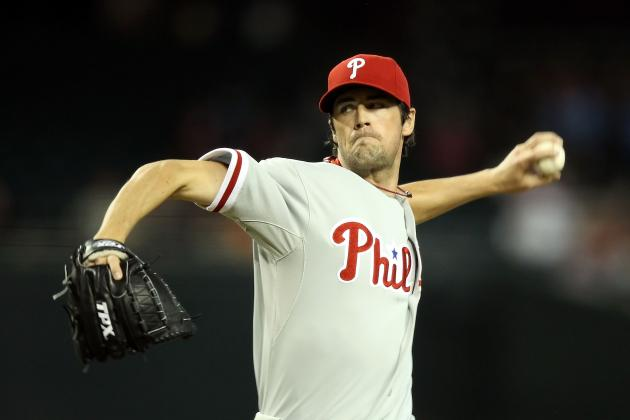 MLB Rumors: Trading Cole Hamels Would Be Major Mistake by Phillies