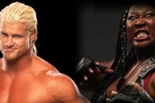 Why the WWE Should Give Dolph Ziggler Kharma as a Bodyguard