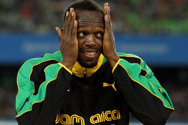 Usain Bolt: Jamaican Sprinter Splits with Lubica Slovak Ahead of London Olympics