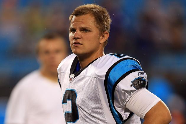 Jimmy Clausen Got a Terrible Haircut