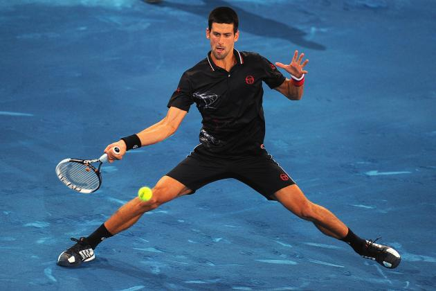 Novak Djokovic: Madrid Open Must Change Blue Courts to Please Top Tennis Players