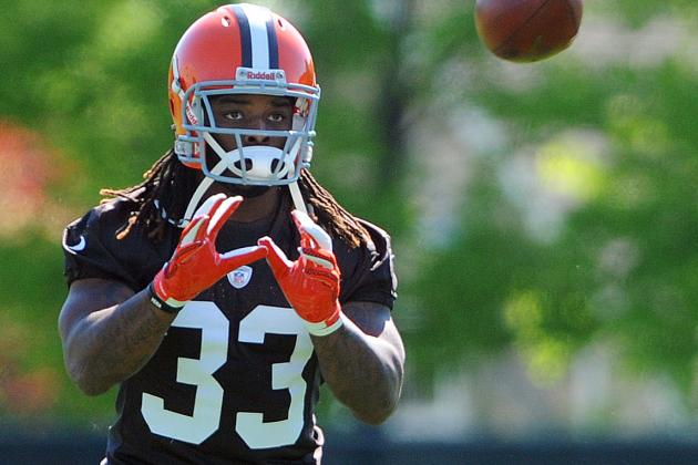 Trent Richardson and NFL Rookies Under Most Pressure
