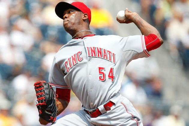 Cincinnati Reds: Aroldis Chapman and Logan Ondrusek Head the NL's Best Bullpen