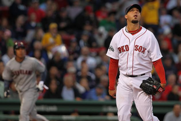 Josh Beckett: Boston Red Sox SP Runs Away with AL Worst of the Night Award